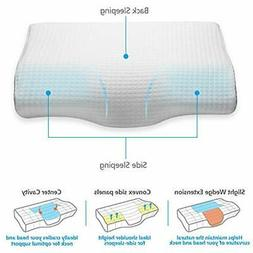 Memory Specialty Medical Pillows Foam Bed For Sleeping - Ort