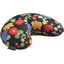 minnie compact neck pillow with snap