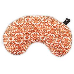 bucky Minnie Compact Round Neck Pillow in Damask