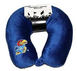 DarrellsWorld NCAA Travel Neck Pillow 12 x 13 x 4 inches
