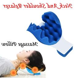 Neck And Shoulder Relaxer Neck Pain Relief Massage Pillow Ne