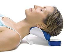 NEW REAL-EaSE Neck and Shoulder Jaw Relaxer Support Relieves