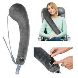 Travelrest All-In-One UltimateTravel Pillow/Neck Pillow - Pl