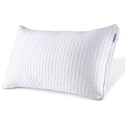 Amada Pillow for Sleeping,Soft Bed Pillow with 50 Individual