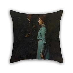 TonyLegner Pillow Cases 16 X 16 inches / 40 40 cm Nice Choic