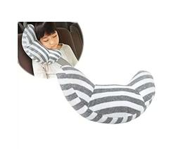 Travel Pillow for Kids, Wo Baby Car Seatbelt Cushion Pillow