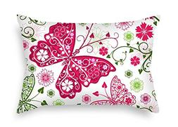 Pillowcover Of Butterfly For Club Bar Gril Friend Kids Girls