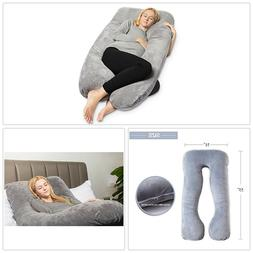 Pregnancy Pillow Full Body U Shaped Maternity Pillows Suppor