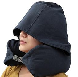 T&T Rest in a Soft Material Slowly, Pocket Neck Travel Cushi