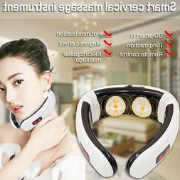 Shiatsu Shoulder Neck and Back Massager Pillow For Body Mass