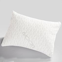 Bed Pillow,IYOOVI Neck Support Pain Relief Hypoallergenic Me