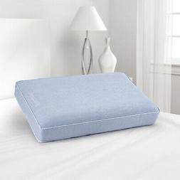 Beautyrest Silver Aquacool Memory Foam Pillow & Removable Co