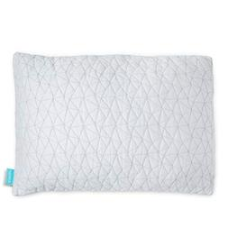 SpineRight Adjustable Water Pillow with Ultra Soft White