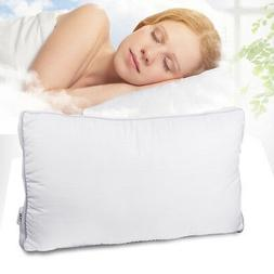 SPRING BED PILLOWS Breathable, Neck and Back Pain-Relieving