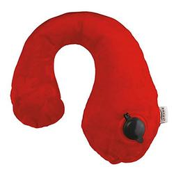 Bucky T400FLA Gusto Inflatable Neck Pillows, Flame
