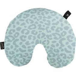Bucky T930LEO Leopard Ice Fun Fur Neck Pillow