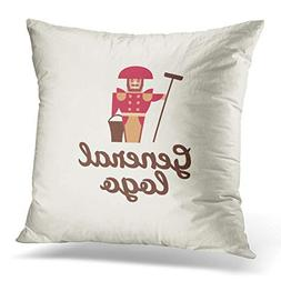 Adlington Throw Pillow Covers French Cleaning Services Symbo