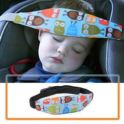 Baby Head Support for Car Seat-Car Seat Head Support for Tod