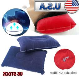 Travel Outdoor Inflatable Air Pillow Comfortable Cushion Pro