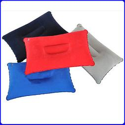 travel outdoor inflatable air pillow comfortable cushion