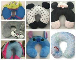 Travel Pillow Disney Character Neck Rest Support Holiday Cus
