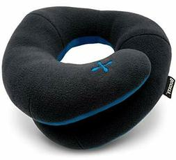 BCOZZY Travel Pillow, Patented Neck & Chin Support for Comfo