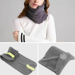 travel pillow portable soft neck support perfect