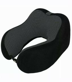 Travel Pillow Soft Chin Neck Support Best for Sleeping Bus A