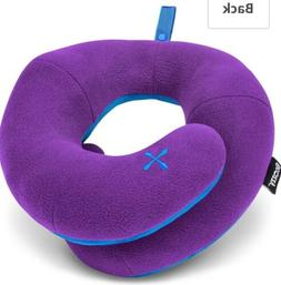 Bcozzy Kids Travel Pillow Supports Head, Kid Neck, Chin Cars