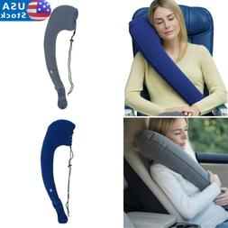 Travel Pillows for Airplanes Portable Inflatable Travel Pill