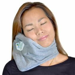 Bamboo Bay Travelers Sleeping Scarf Neck Support Travel Pill