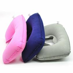 u shape inflatable pillow health cervical neck