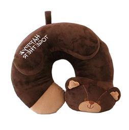 Panda Superstore U-Shaped Pillow Cartoon Pillow Cervical Pil