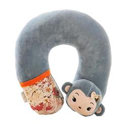 DRAGON SONIC U-shaped Pillows Children Gifts Couple Neck Pil