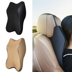 Universal Multi-color Car Seat Headrest Pad Memory Foam Pill