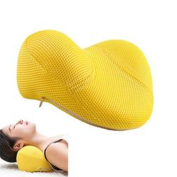 USUNO Washable Neck Pillow Memory Foam Cervical Neck and Sho