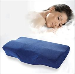 zero pressure butterfly pillow neck
